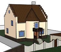 Строительство пенопластового домика